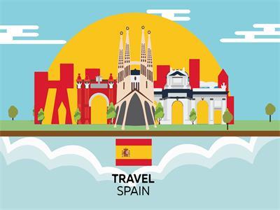 西班牙有签证中心吗?